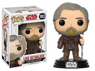 Funko Pop 193 Star Wars Luke Skywalker Playking