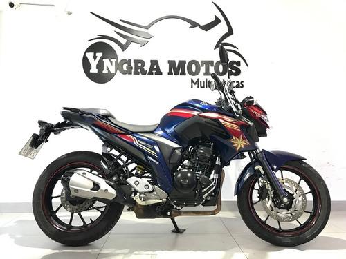 Yamaha Fz25 Fazer Le Abs C/6.434 Milkm Flex 2021 Sensacional