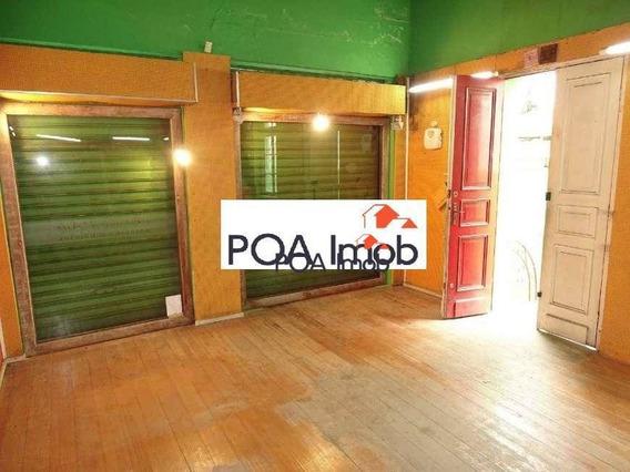 Casa Para Alugar, 150 M² Por R$ 8.000,00/mês - Rio Branco - Porto Alegre/rs - Ca0627