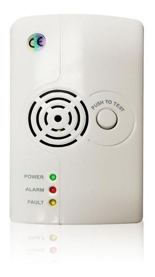 Detector De Gas Inalámbrico Accesorio De Alarma Hogar Logan