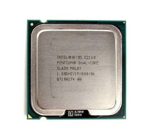 Processador Intel Dual Core 1.80 E2160