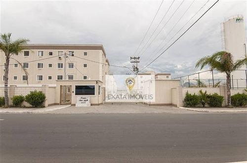 Apartamento Em Condomínio Com Infraestrutura Completa, Jardim Mariléa/ Rio Das Ostras! - Ap0475