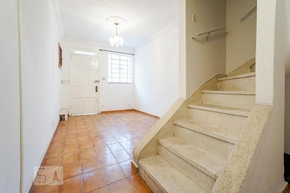 Casa Para Aluguel - Brás, 2 Quartos, 100 - 893038731