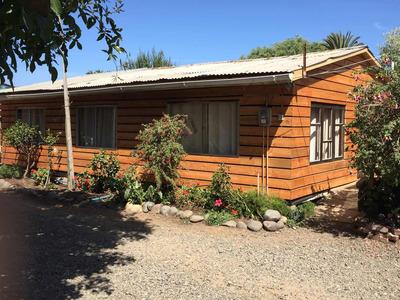 Cabaña Ideal Para Familias A 2 Cuadras Del Centro.