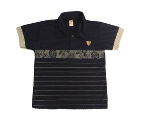 06 Camisa Camiseta Polo Infantil Masculina Menino Atacado