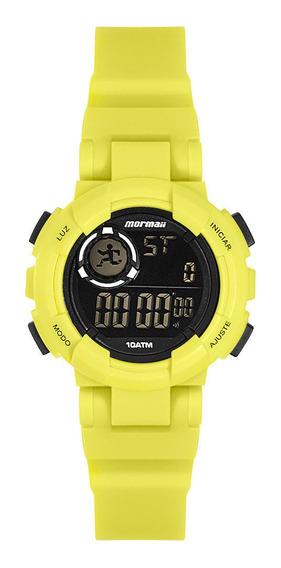 Relógio Digital Mormaii Nxt Infantil Verde Mo1800ab/8v
