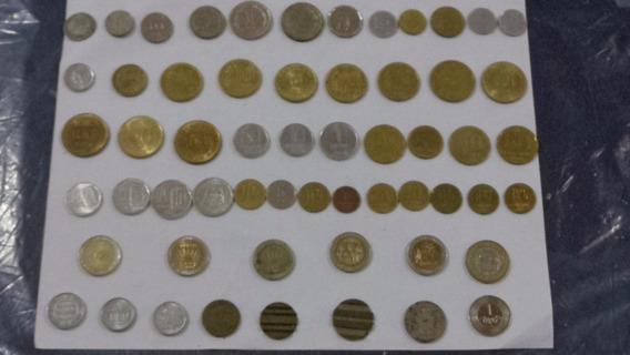 Lote De Monedas Antiguas De 1952 A 2010