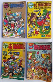Disney Especial Ano 1975 Abril 4 Gibi Hq Raro Frete Grátis