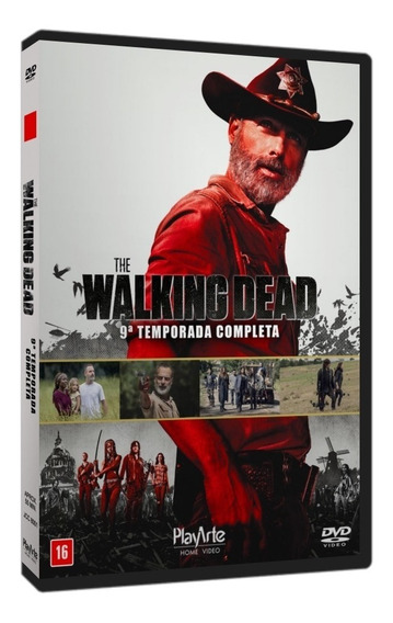 Série The Walking Dead 9ª Temporada Completa