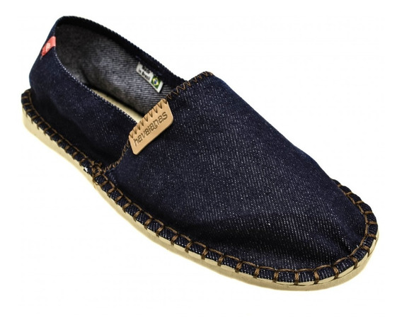 Alpargatas Havaianas Origene Relax Jeans Marinho 4141120