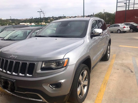 Jeep Grand Cherokee 5.7 Blindada 4x4 Mt Perfecta En Remate!