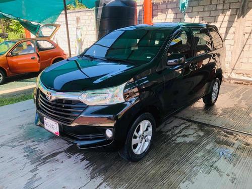 Imagen 1 de 11 de Toyota Avanza 2018 1.5 Xle At