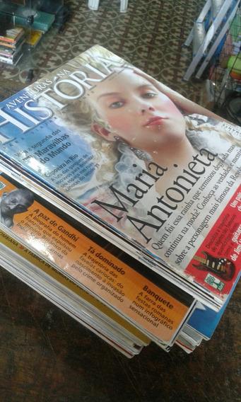 40 Revistas Aventuras Na História Diferentes/frete Grátis