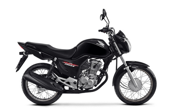 Honda Cg160 Start 19/19 Zero Pta Entrega 3 Anos Garantia