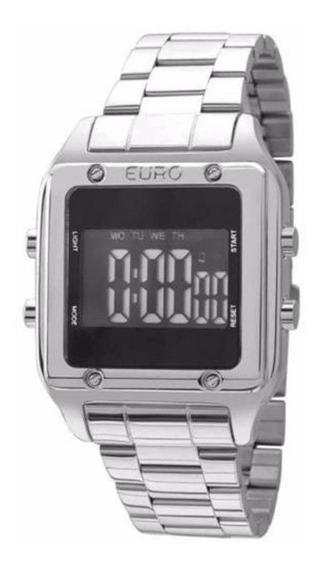 Relógio Euro Unissex Eug2510ab/3p