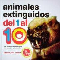 Animales Extinguidos Del 1 Al 10