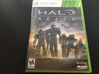Halo Reach Xbox 360 Venta Tienda De Videojuegos