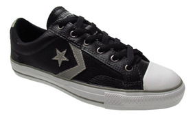 Tenis Converse All Star Couro Star Player Ev Ox