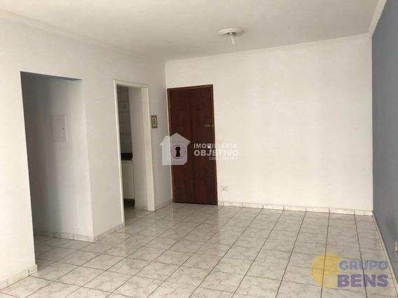 Apartamento Com 2 Dorms, Parque Taboão, Taboão Da Serra - R$ 260 Mil, Cod: 3780 - A3780