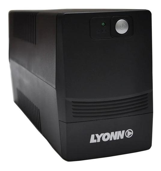 Ups Estabilizador Lyonn 800va 800w 800va Software Pc Local