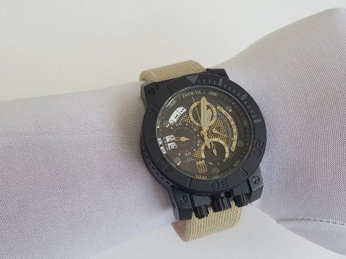 Relógio Invicta Jason Taylor 29664 C/ Desconto Á Vista