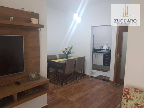 Apartamento Residencial À Venda, Jardim Bom Clima, Guarulhos. - Ap3689