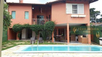 Casa Jardim Dos Pinheiros Com Edicula E Piscina Oportunidade - V400
