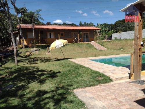 Chácara Com 2 Dormitórios À Venda, 48 M² Por R$ 270.000,00 - Vila São José - Mairiporã/sp - Ch0375