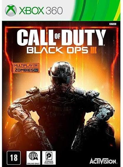 Cod Bo Mais 20 Jogos - Xbox 360 Digital