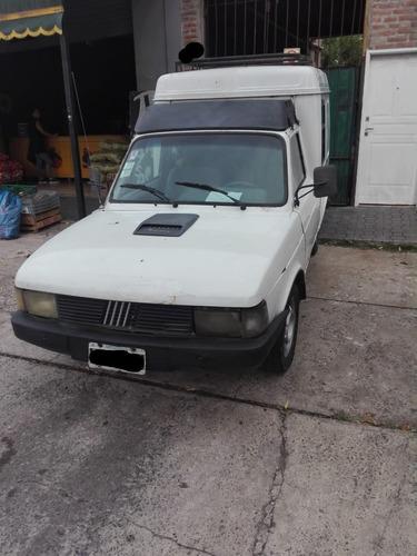 Fiat Fiorino 1.4 Con Dos Tubos Gnc