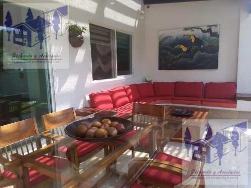 Se Vende Casa En Condominio Con Recamara En Planta Baja En Lomas De Cortes Cuernavaca