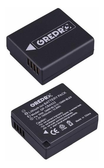 Bateria Compatível Com Panasonic Dmw-blg10 E Dmw-ble9 7,2v