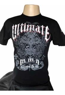 Camiseta Mma Ultimate Tamanh M