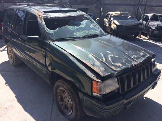 Grand Cherokee 1997 4x4 Por Partes - S A Q -