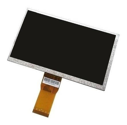 Display Lcd Tablet Cce Tr71 Envio Hj