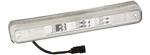 Anzo Usa 531064 Chrome Led Tercera Luz De Freno Para Chevy S