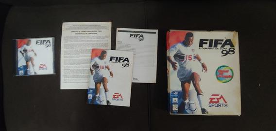 Fifa 98 Pc Original