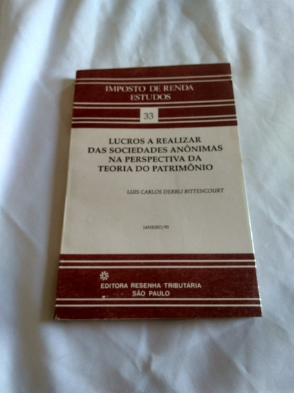 Imposto De Renda Estudos 33