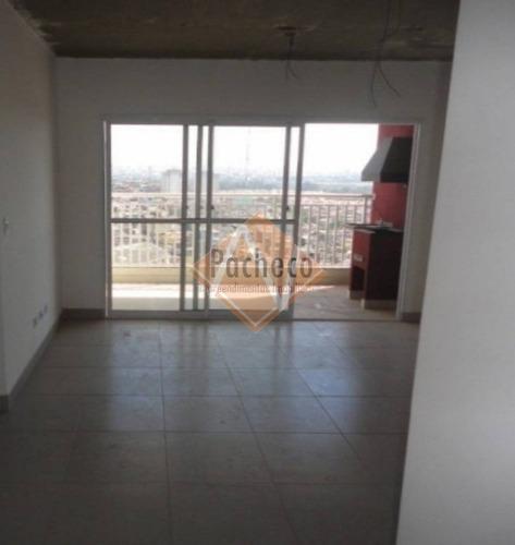 Imagem 1 de 19 de Apartamento No Jardim Matarazzo, 2 Dormitórios, 60 M², R$  234.000,00 - 1566