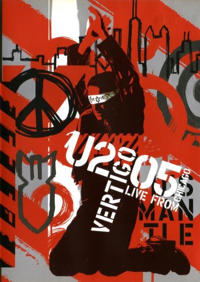 U2 - U2 Vertigo 05 Live From Chicago / Dvd Original