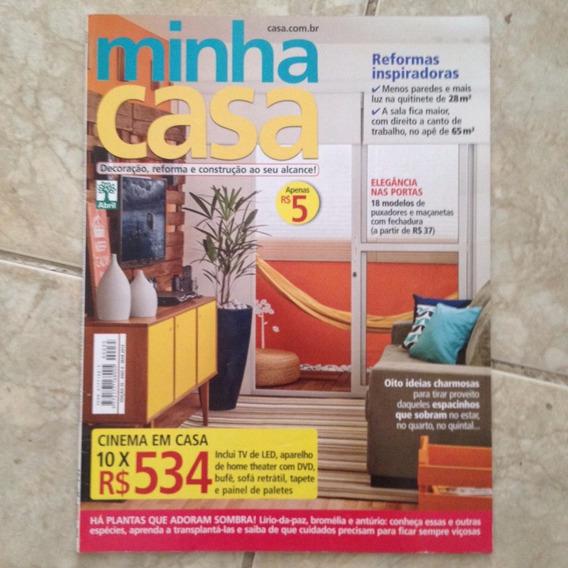 Revista Minha Casa Ed.35 Mar2013 8 Ideias P/ Espaço Pequeno