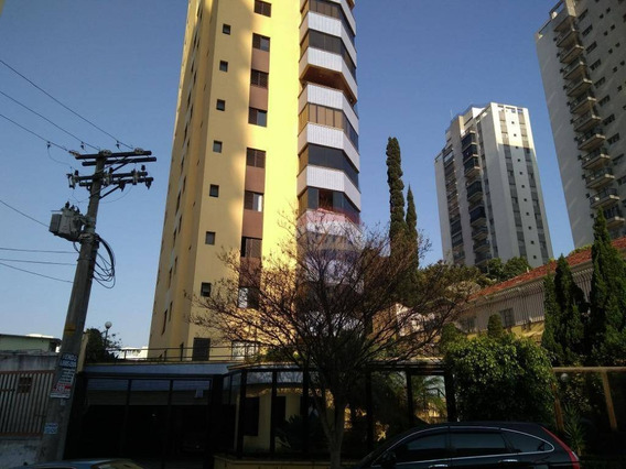 Apartamento Residencial Para Locação, Santana, São Paulo. - Ap0410