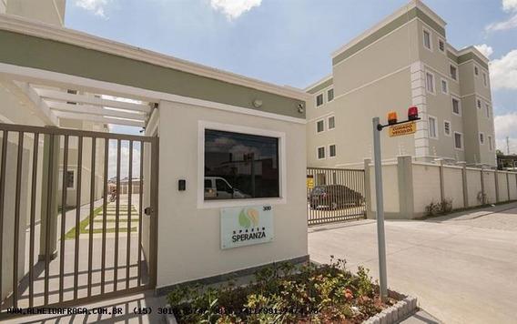 Apartamento Para Venda Em Sorocaba, Vila Carol, 2 Dormitórios, 1 Banheiro, 1 Vaga - 301