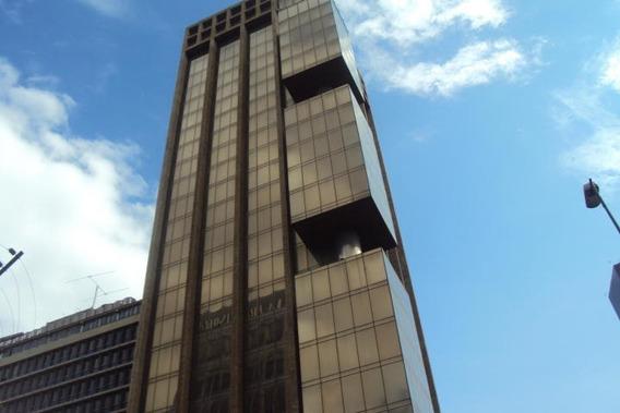 Oficina En Alquiler Plaza Venezuela