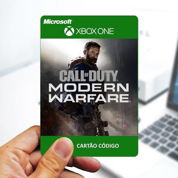 Call Of Duty: Modern Warfare - Código Original - Xbox One