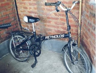 Bicicleta Plegable Reynolds