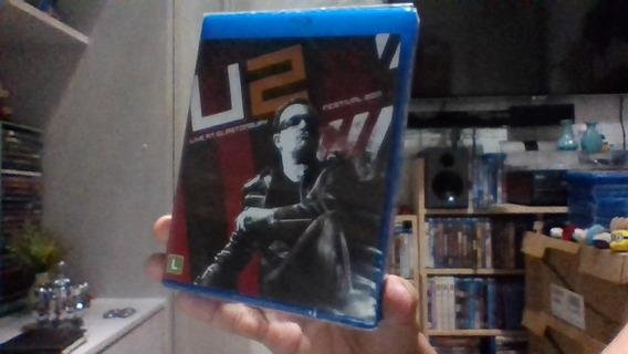 Blu-ray U2 Live At Glastonbury Festival 2011 Lacrado Ft 9 R$