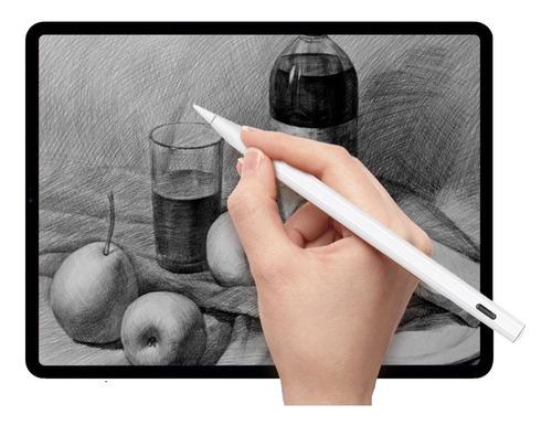 Imagem 1 de 7 de Caneta Pencil Stylus 1.0mm P/ Apple iPad Com Palm Rejection