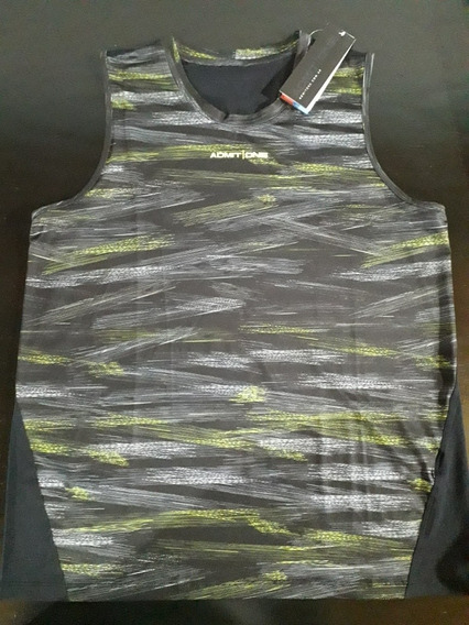 Remera S/mangas Hombre Admit One Talle S