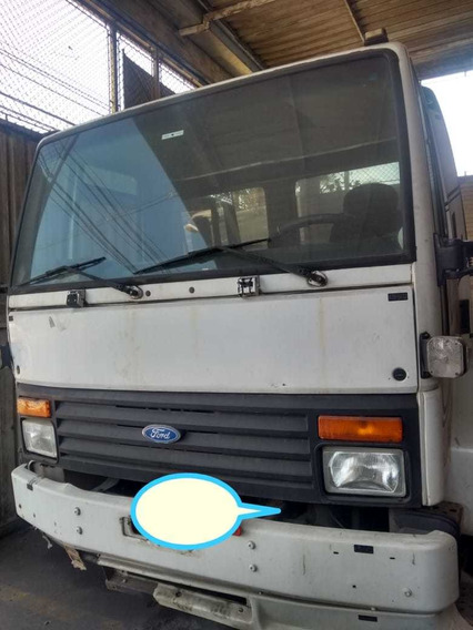 Ford Cargo 40 30 Cavalo Ano 2000 Motor Novo